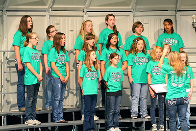 CJH Spring Choir, May 24, 2011