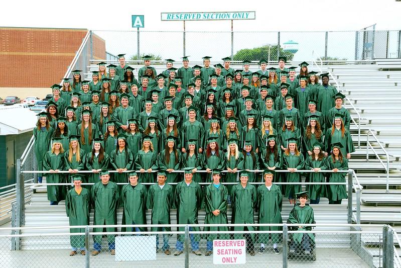 CHS Seniors 2015