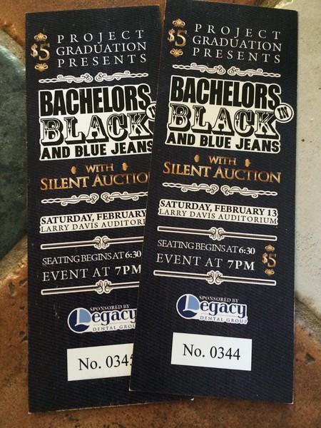 Bachelors in Black