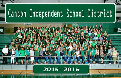 CISD 2015 Staff Photo