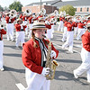 Matt Hamilton/Daily Citizen-News<br /> The Dalton High School marching band performs during the parade.