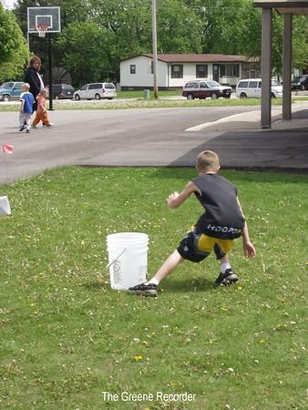 Little Kids Track at Elem