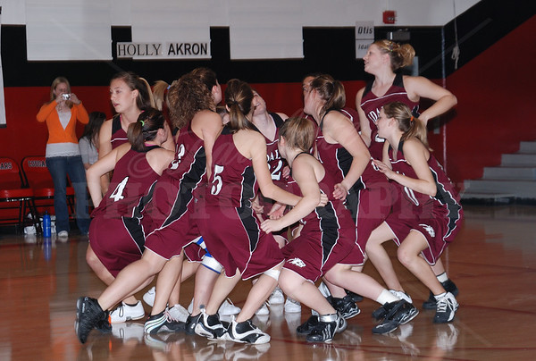 2007-08 Hi-Plains Girls Basketball