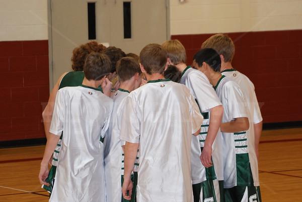 2008-09 Boys Basketball