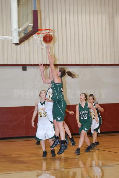 2008-09 Girls Basketball