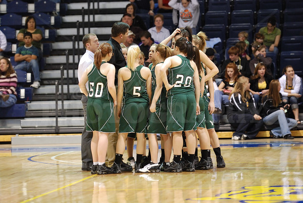 3/12/09 Stratton Girls vs Hi-Plains