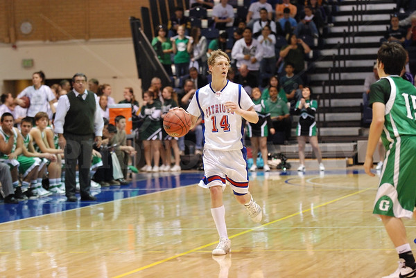 3/12/09 Hi-Plains Boys vs Granada
