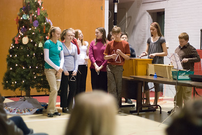 2008 Sacred Heart  Christmas Presentation