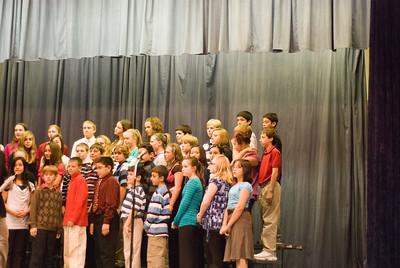 2008 Sacred Heart  Christmas Presentation