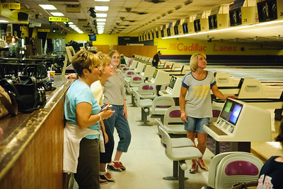 Sacred Heart Bowling Party