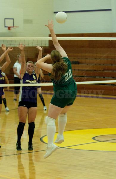 2010 HS Volleyball
