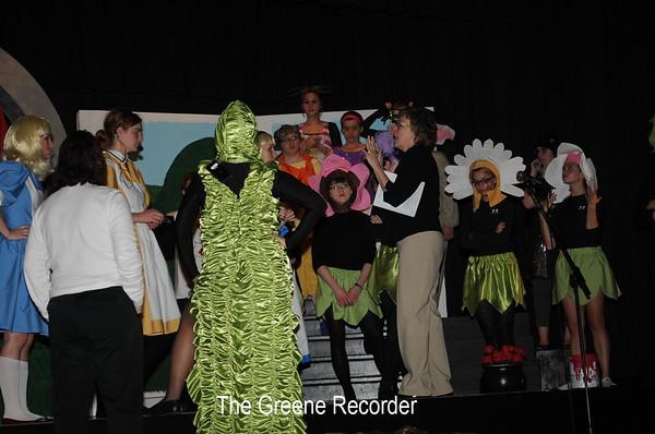 Alice In Wonderland Dress Rehearsal