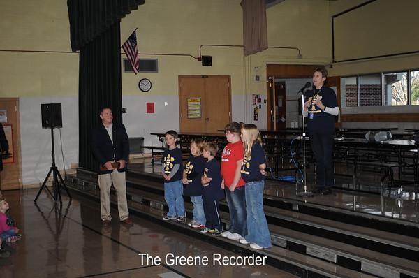 Braley at Greene Elementary