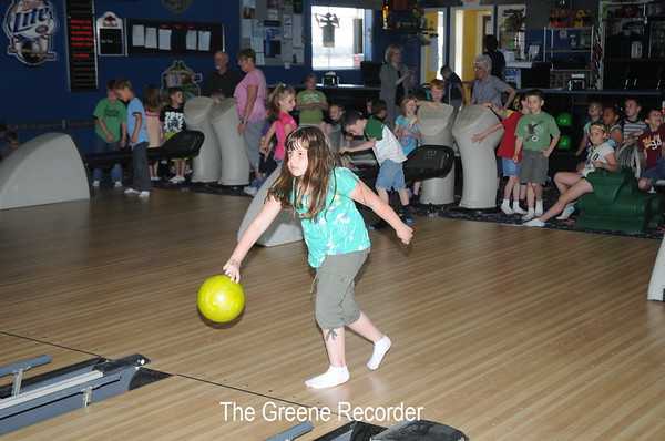 Elementary at the Bowling Alley