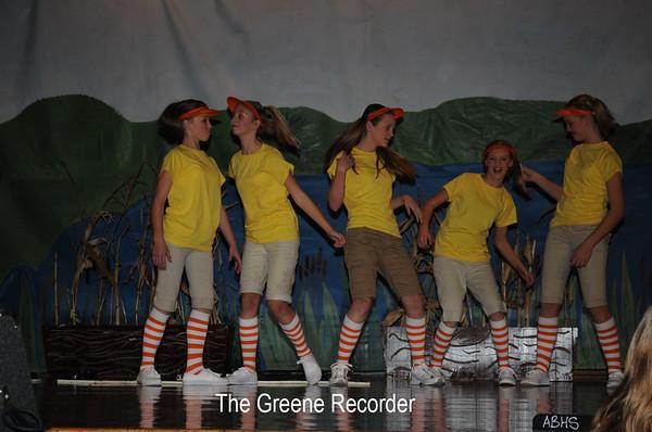 HONK Middle School Musical