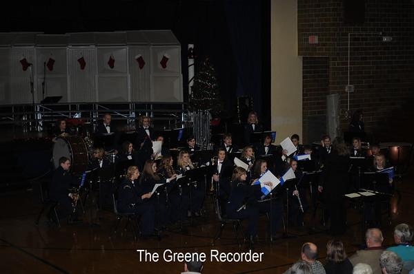 High School Christmas Concert