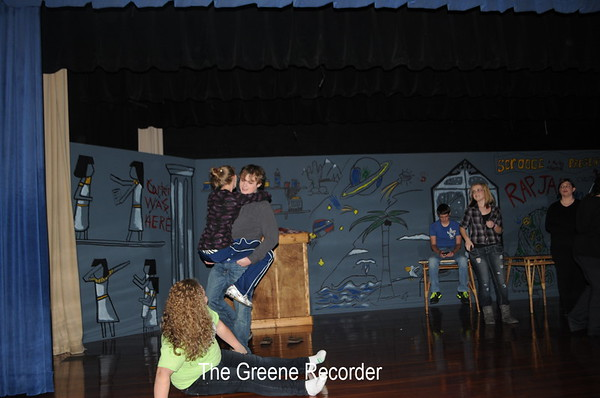 Just another High School Play