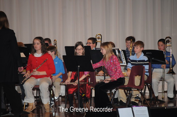 Middle School Christmas Concert