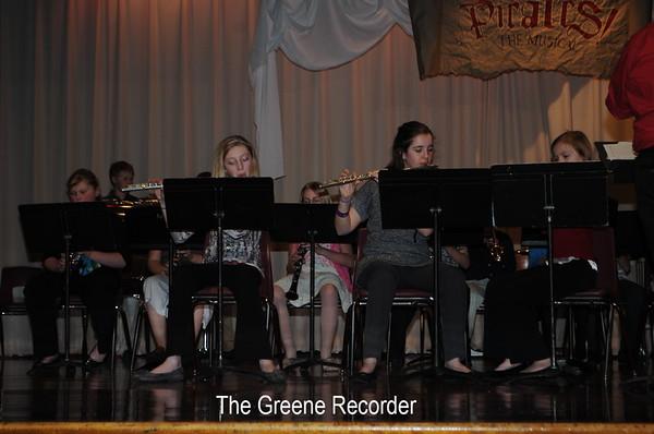Middle School Concert - Pirates