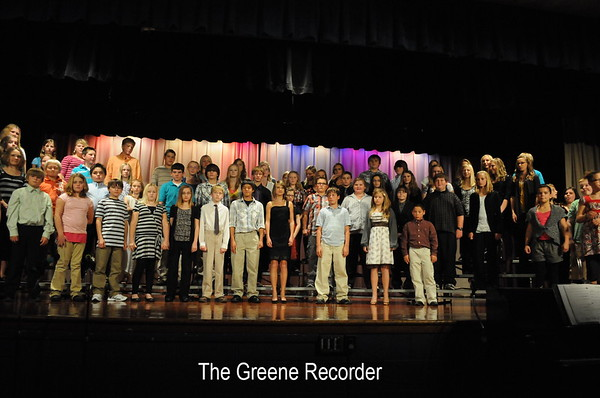 Middle School Fall Concert