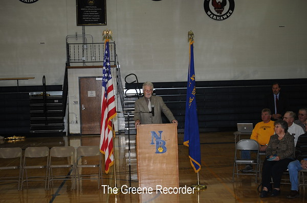 Veterans Day at the High School