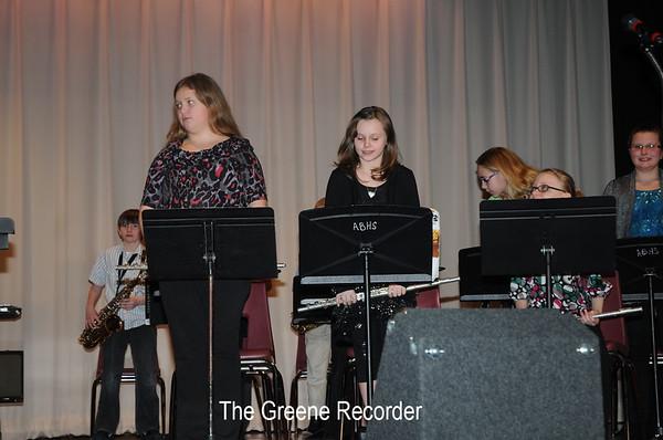 5th and 6th grade operetta