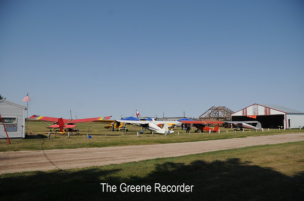 6th Grade Aviation Day at Allison Airport