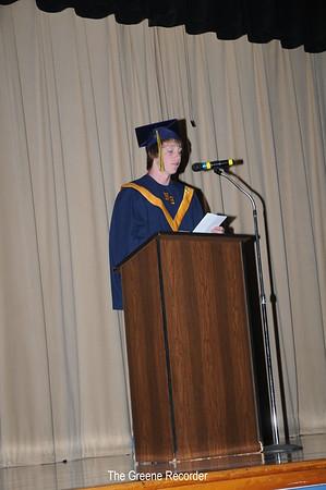 Graduation Events 2013
