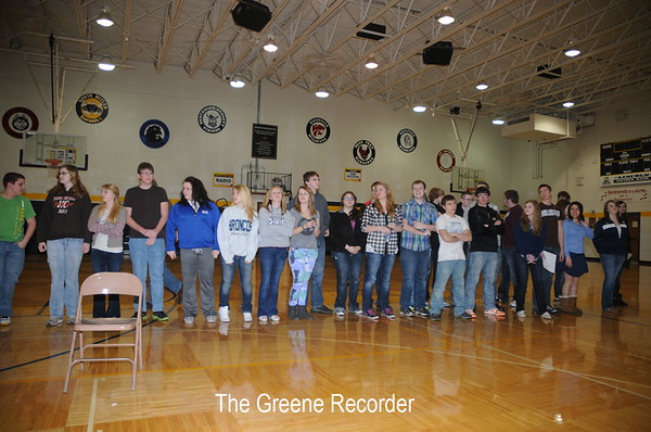 Individual Speech Students Perform at HS