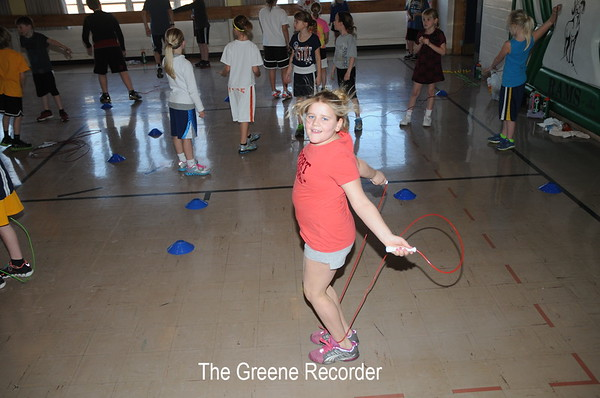 Jump Rope For Heart 2013