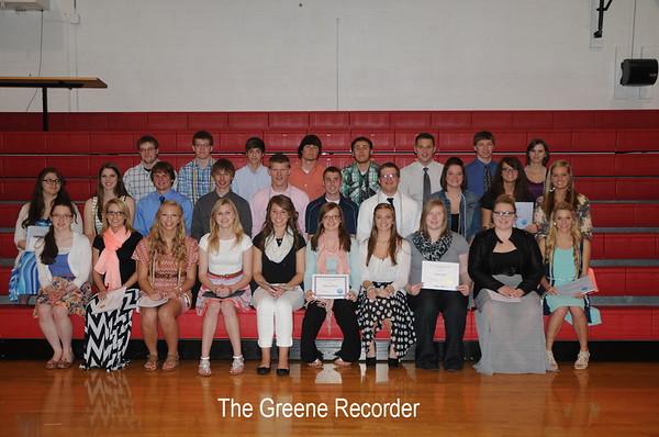 2014 Graduation Events