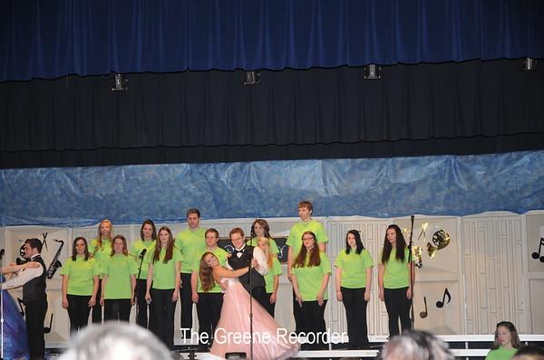 High School Spring Swing Show