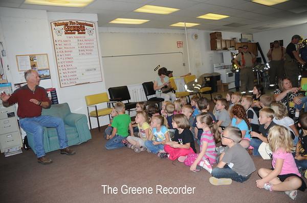 Kindergarten at the Firehouse