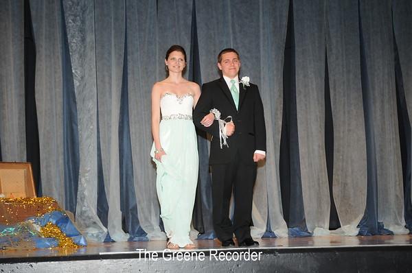 Prom Grand March 2014