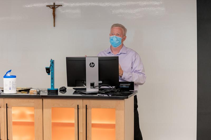20211005 - Forensic Sciences Club (Det  Kevin Regan) - 001
