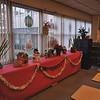 Meanwhile, Homeroom 6D won best decorated homeroom/tree.