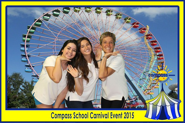 Compass School Carnival Event