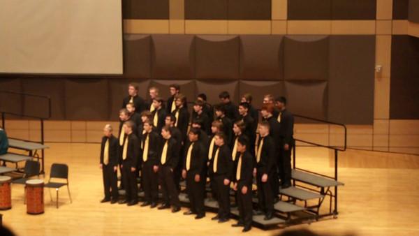 Farmington HS Spring Concert (March 20, 2014)