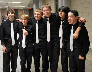 Logan's HS Choir Concert (Oct 2011)