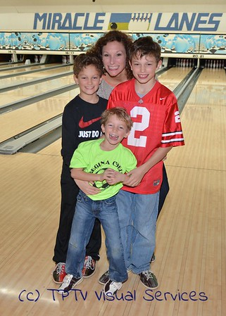 2014 Regina Coeli Mom-Son Bowling