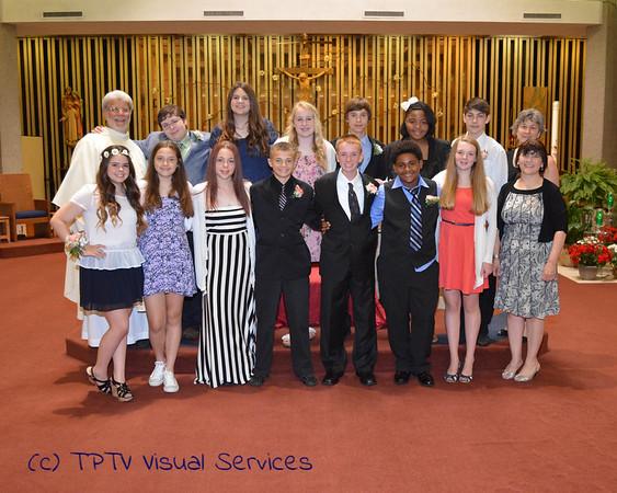 2015 St. John's Graduates