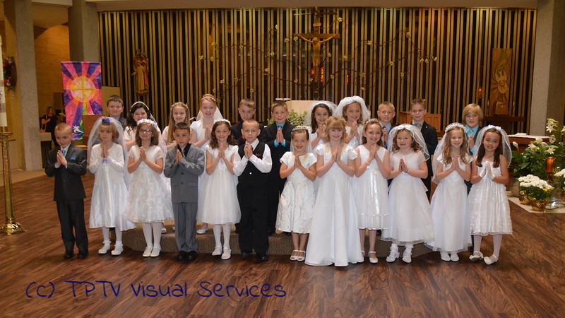 2016 St. John 1st Communion