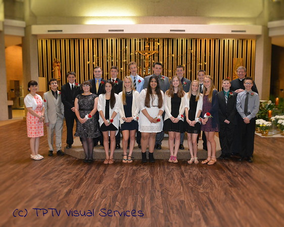 2016 St. John's Graduation