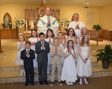 2018 St. Jerome 1st Communion