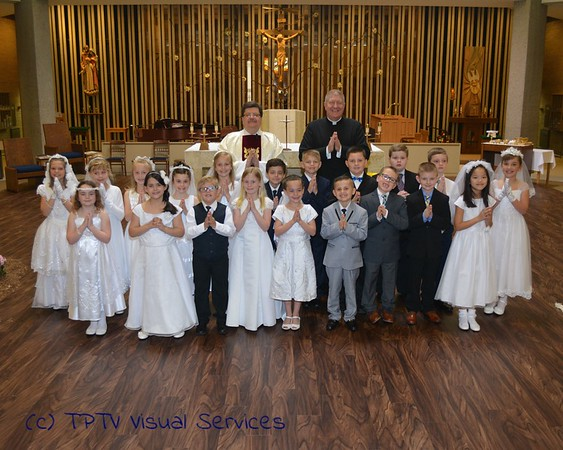 2018 St. John 1st Communion