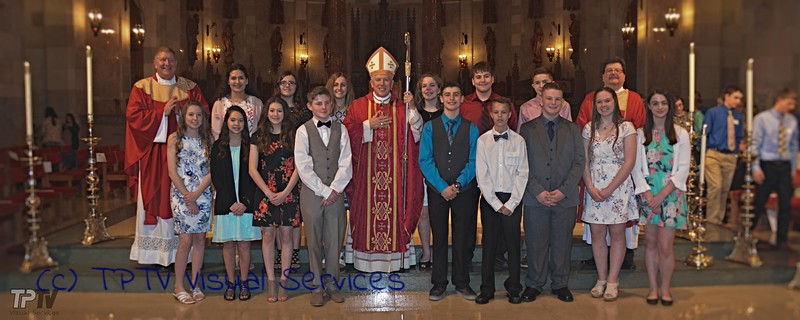 2018 St. John Confirmation