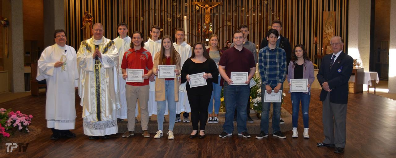 2018 St. John Scholarships