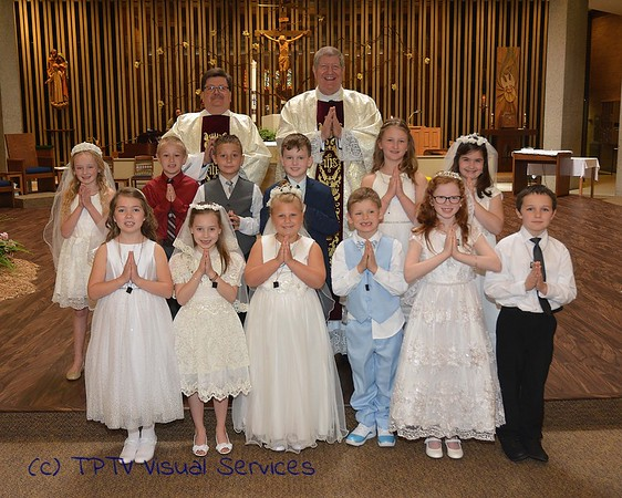 2019 St. John 1st Communion