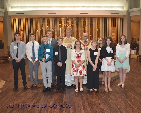 2019 St. John Confirmation