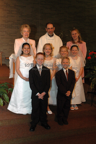2005 Our Lady of Mt. Carmel 1st Communion